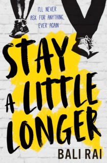 Stay a Little Longer cover image