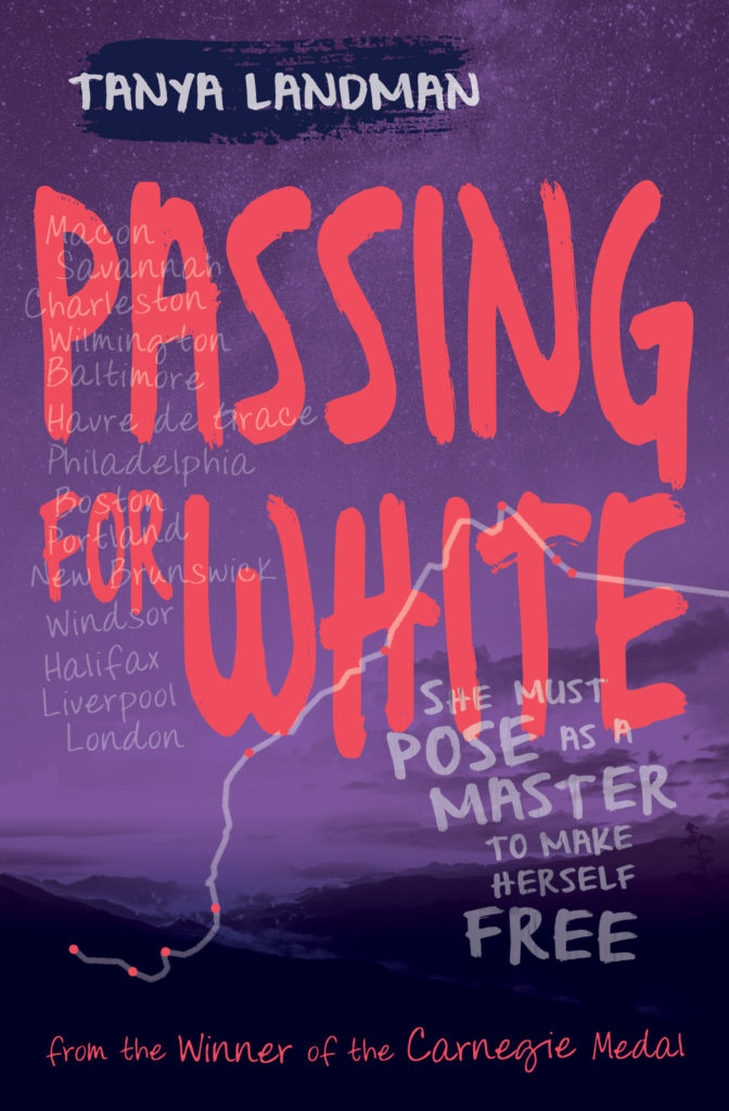 Passing for White cover image