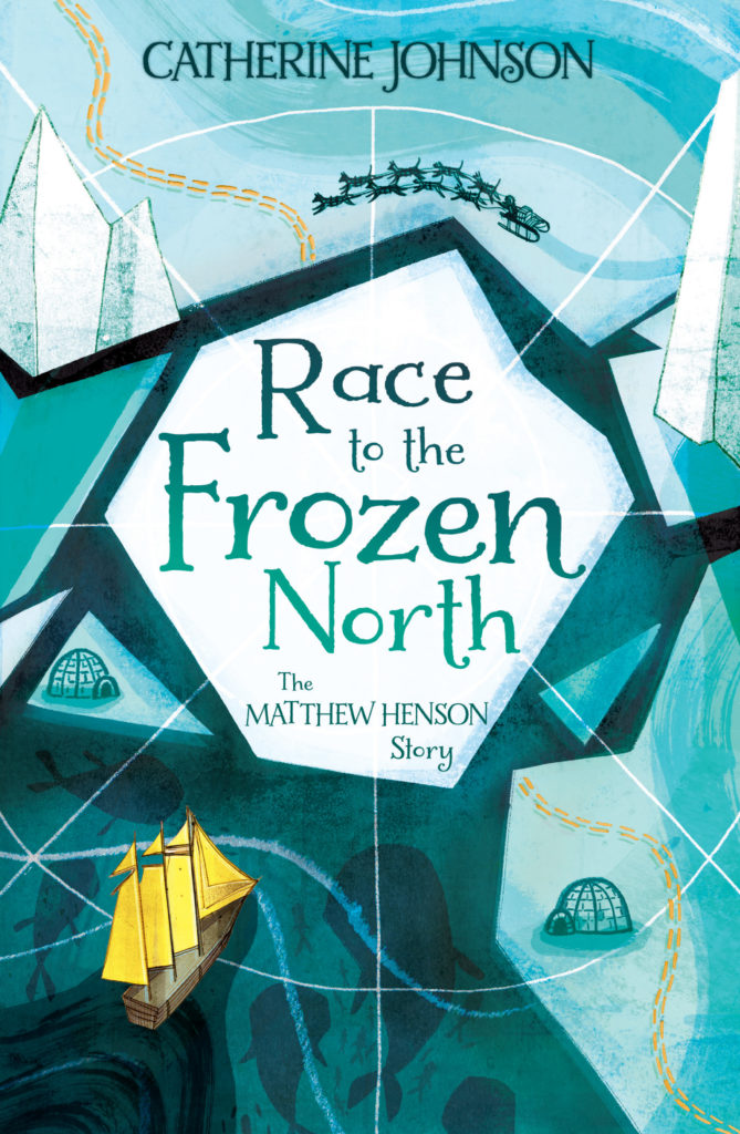 Race to the Frozen North cover image