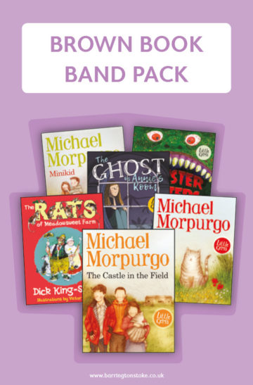 PRIMARY PACKS_brown book band