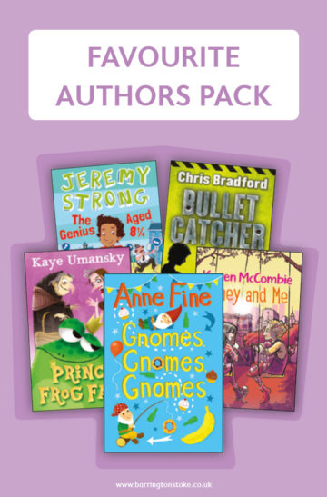 PRIMARY PACKS_favourite authors