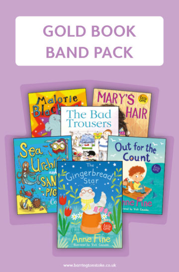 PRIMARY PACKS_gold book band