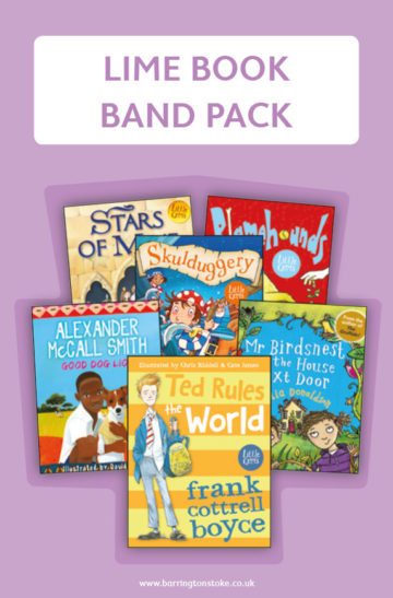 PRIMARY PACKS_lime book band
