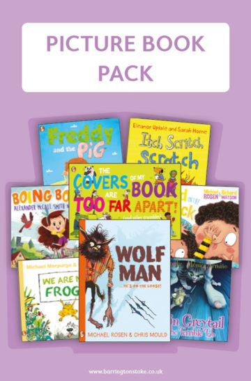 PRIMARY PACKS_picture book