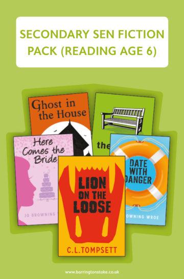 SECONDARY PACKS_SEN fiction reading age 6