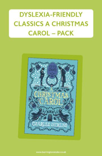 SECONDARY PACKS_a christmas carol pack