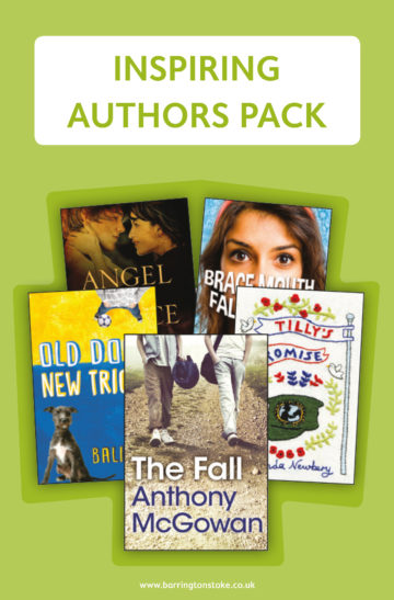 SECONDARY PACKS_inspiring authors