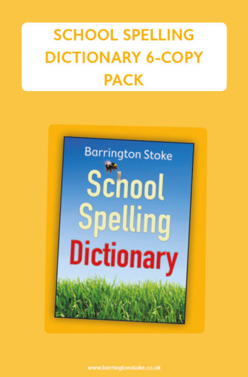 TRANSITION PACKS_spelling dictionary 6 copy