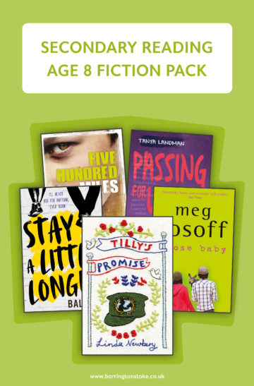 SECONDARY PACKS_reading age 8 fiction_UPDATED
