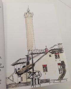A sketch by Emma of Bologna