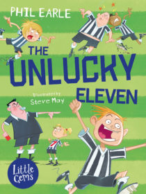 Cover image for The Unlucky Eleven