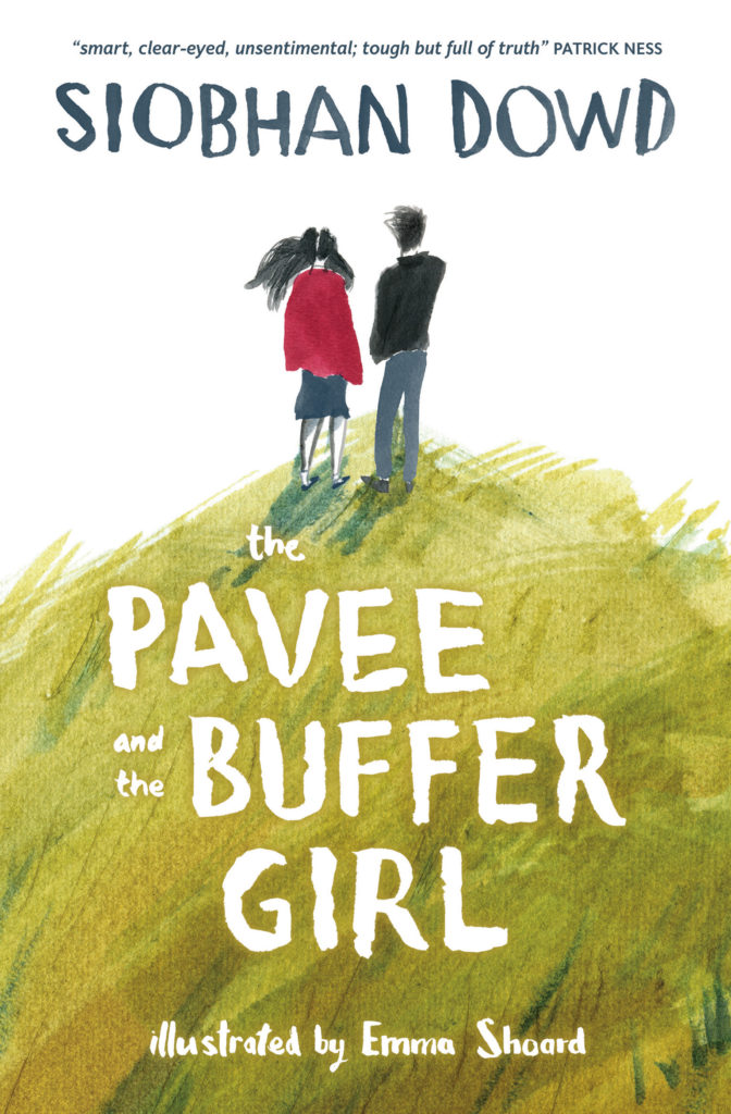 Cover image of The Pavee and the Buffer Girl