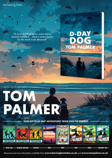 D-Day Dog – Poster