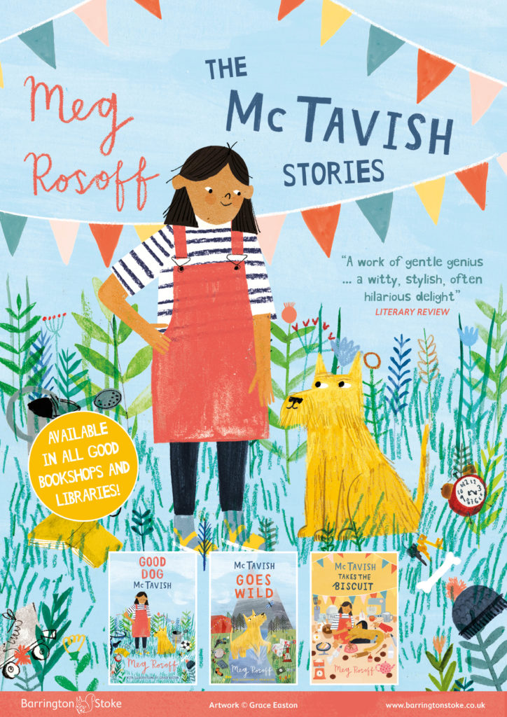 Image of the McTavish Storie poster with a link for download