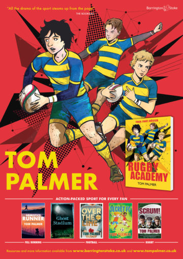 Rugby Academy – Poster