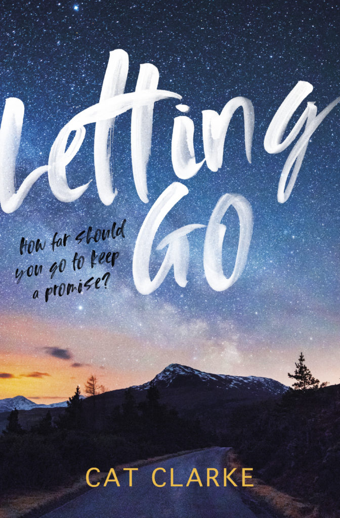 Cover image for Letting Go by Cat Clarke