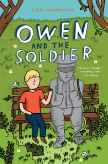 Cover image of Owen and the Soldier