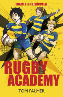 Cover image for Tom Palmer's Rugby Academy