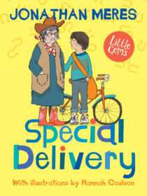 Cover image for Special Delivery by Jonathan Meres
