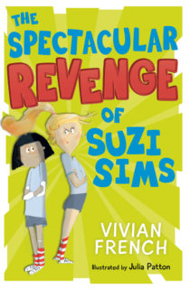 Cover image for The Spectacular Revenge of Suzi Sims