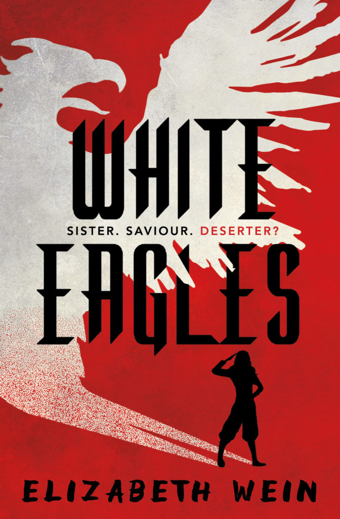 Cover image for White Eagles by Elizabeth Wein