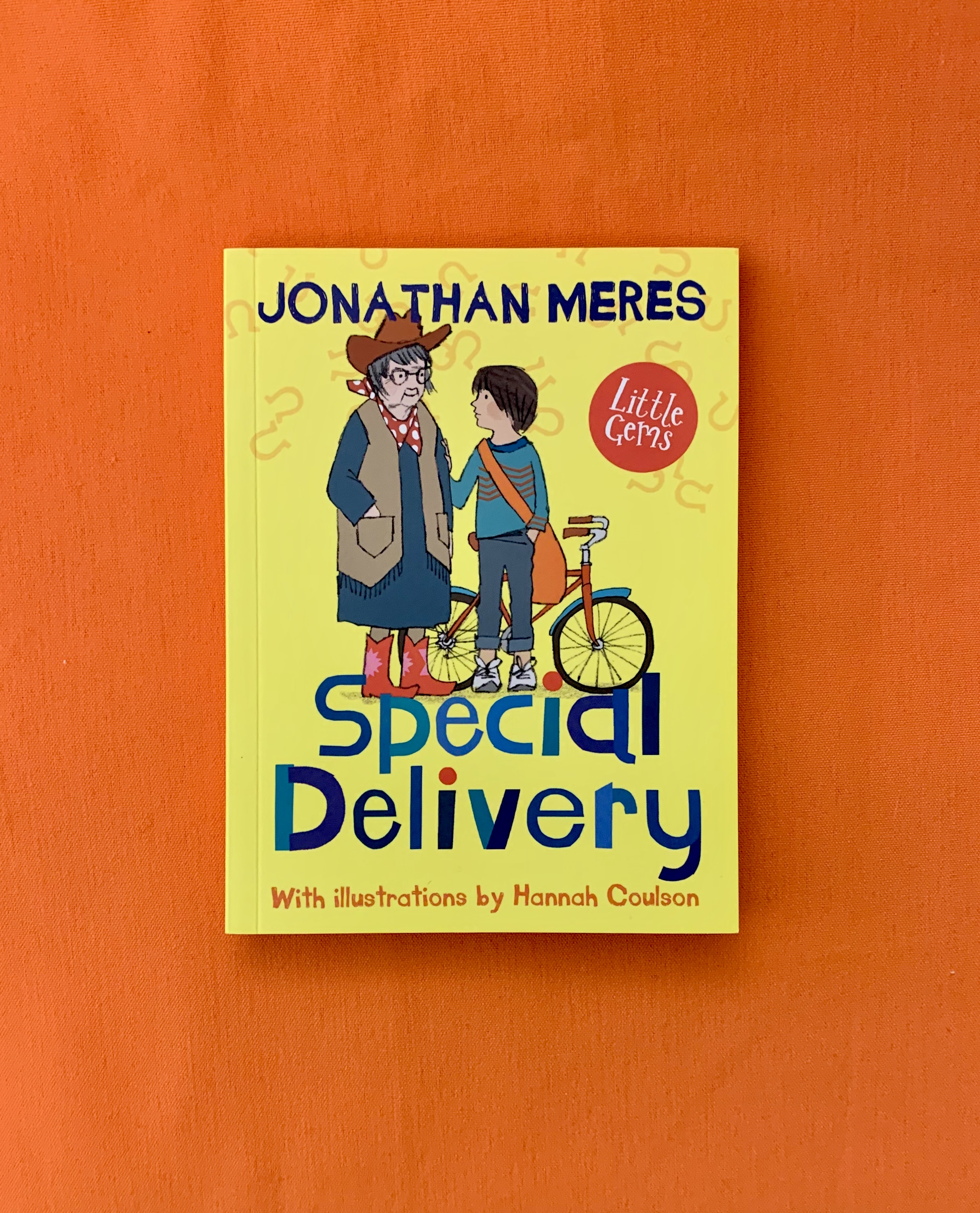 A photograph of the Cover image for Special Delivery