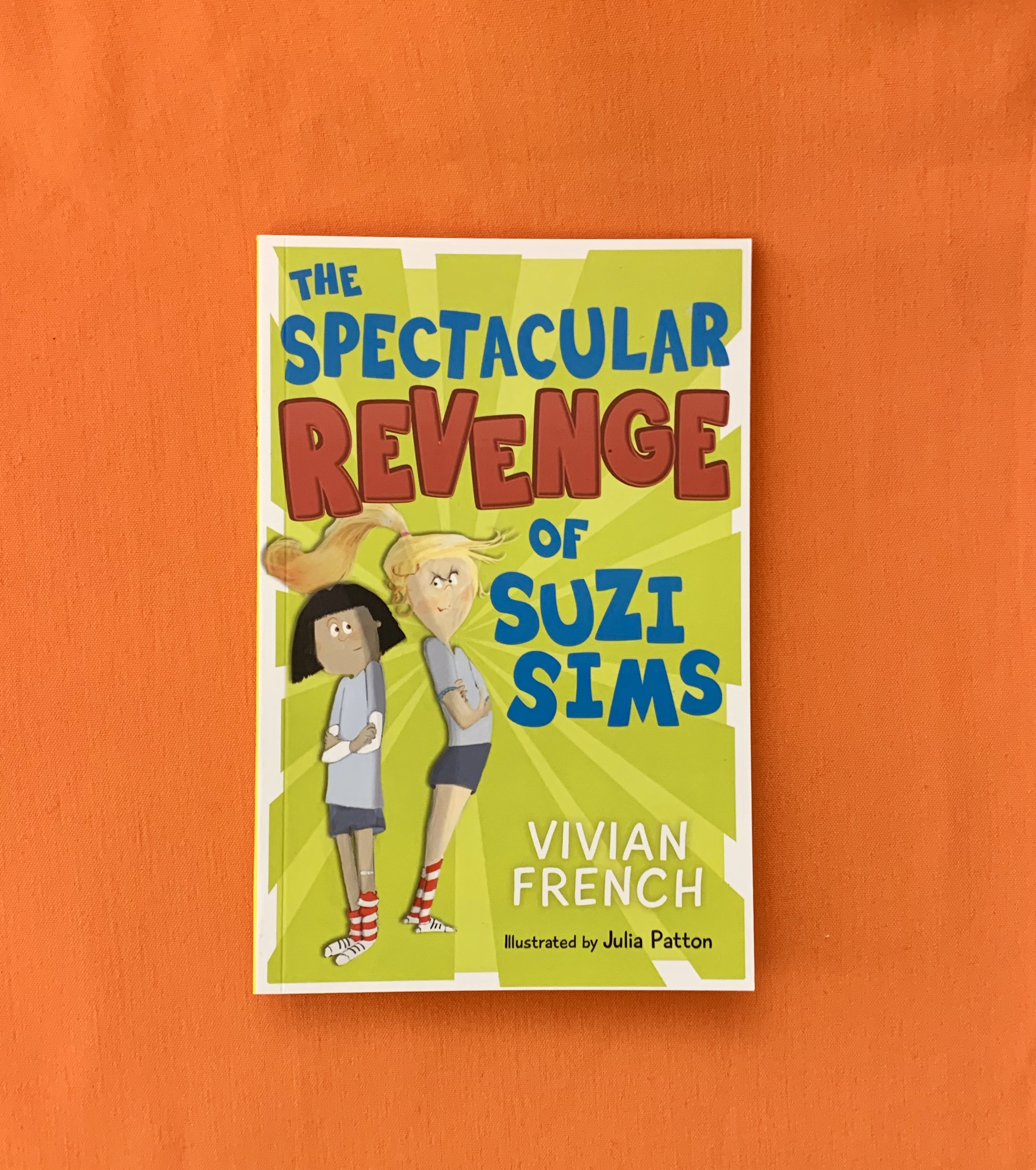 Photograph of The Spectacular Revenge of Suzi Sims