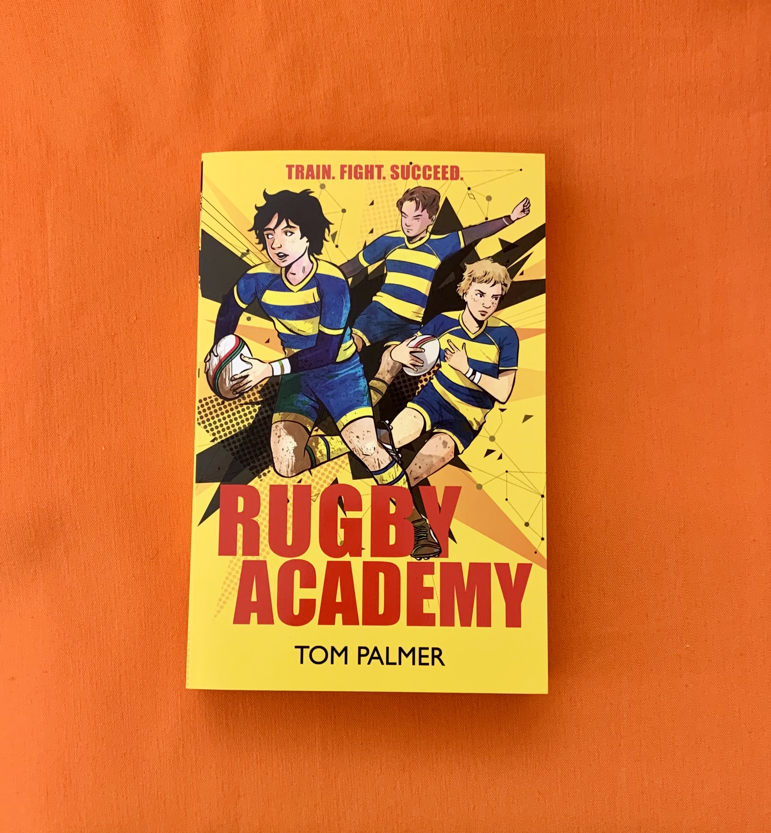 Photograph of Rugby Academy