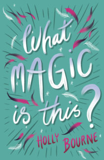 cover image for What magic is this?