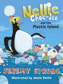 Cover image for Nellie Choc-Ice and the Plastic Island