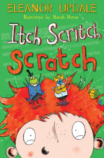 Itch Scritch Scratch (Acorn Readers)