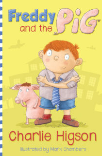 Cover image for Freddy and the Pig (Acorn Readers)