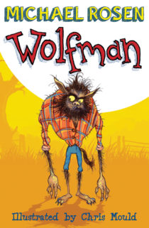 Cover image for Wolfman (Acorn Readers)