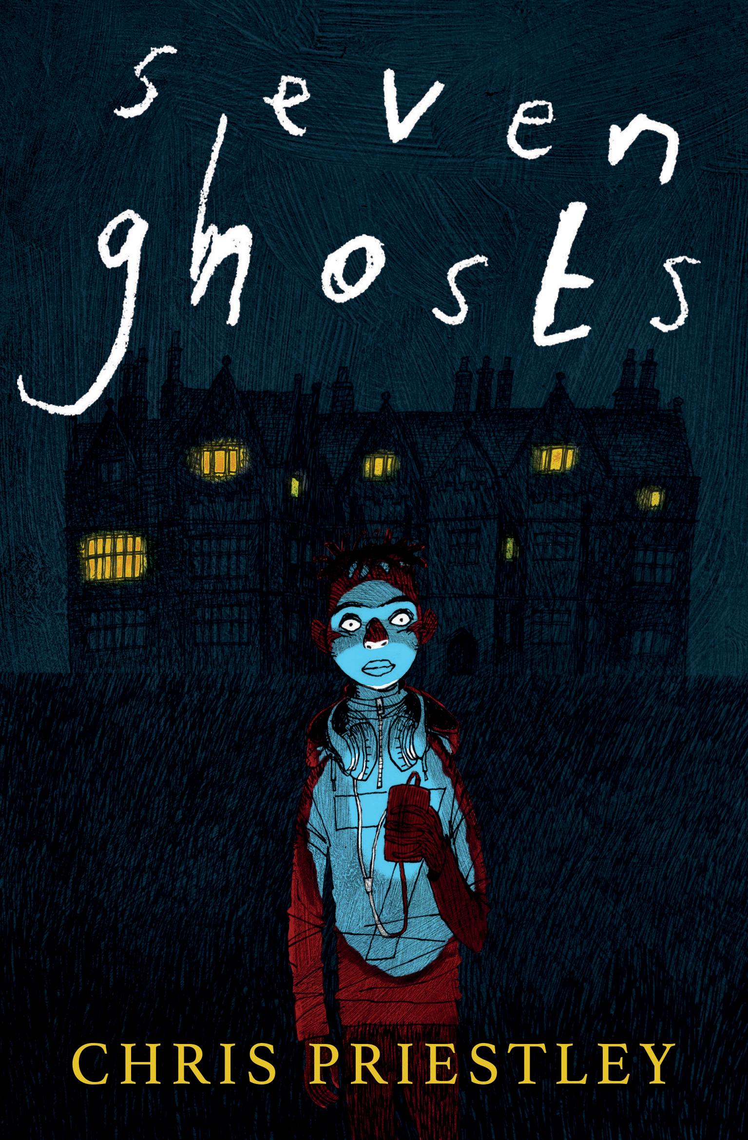 Image result for seven ghosts