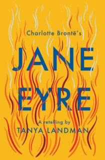 COVER IMAGE Jane Eyre: A Retelling by Tanya Landman