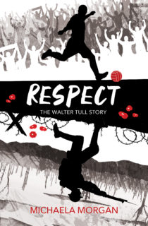 COVER IMAGE Respect: The Walter Tull Story by Michaela Morgan