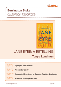 Cover Image - Jane Eyre: A Retelling class resources
