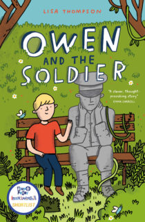 Cover image for Owen and the Soldier