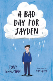 Cover image A BAD DAY FOR JAYDEN