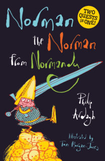 Cover image - Norman the Norman from Normandy